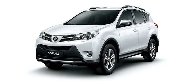 Toyota Rav Paint Colours